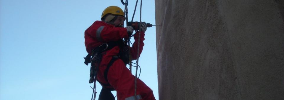 Servicii de Alpinism Utilitar in Craiova