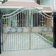 Garduri Si Porti Din Inox In Craiova Arental Arental
